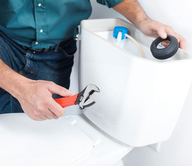 Toilet Install & Repair